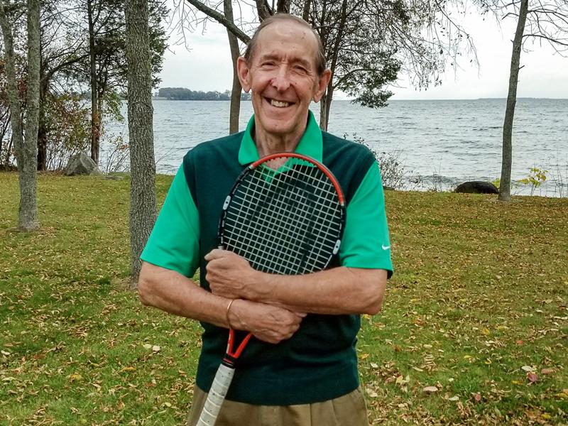 Tennis, John Beddington, Alan Gratias, Gravitas the Game
